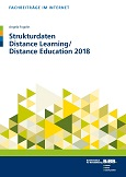Strukturdaten Distance Learning / Distance Education 2018