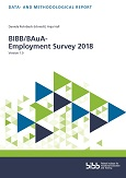BIBB/BAuA Employment Survey 2018