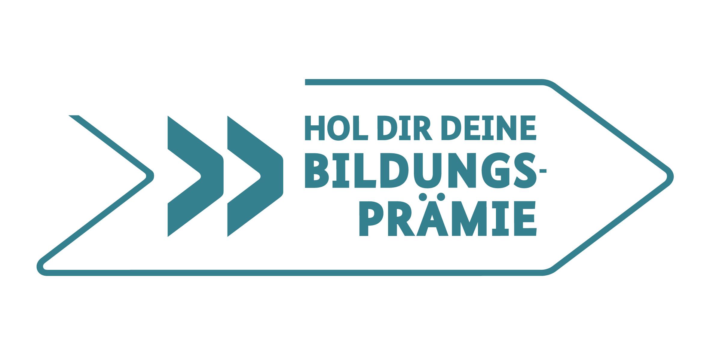 Logo: Bildungsprämie