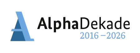 Logo: Alphadekade
