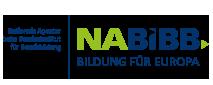 Logo: Nationale Agentur Bildung für Europa