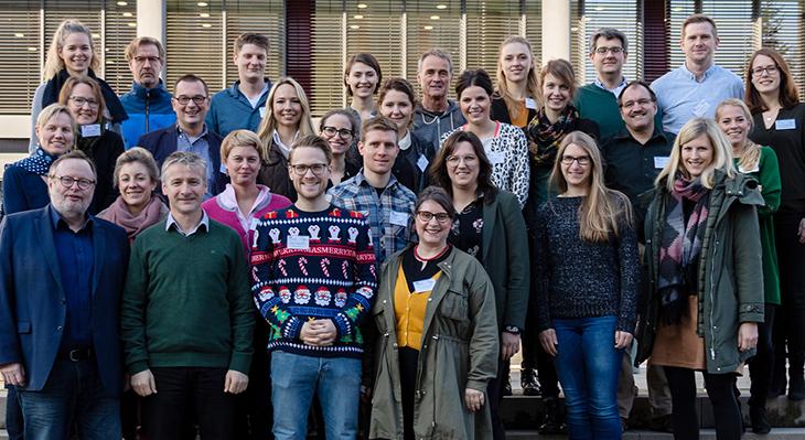Zweites trilaterales Doktorandenseminar an der Universität Paderborn