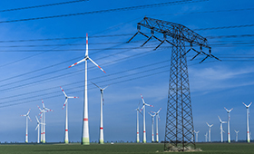 Experts in energy distribution, network management and market analysis