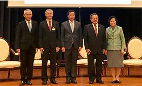 Forschungsdirektor beim Thai-German TVET Forum