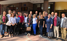 """Kick off meeting of the """"Wellness Tourism Skills' Development (WellTo Skill)"""" project funded by Erasmus+"""