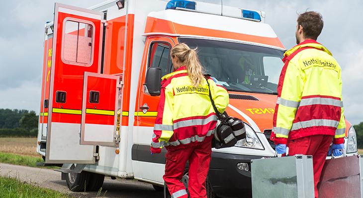 Einsatz unter Pandemie-Bedingungen: Notfallsanitäter/-innen vor neuen Herausforderungen!