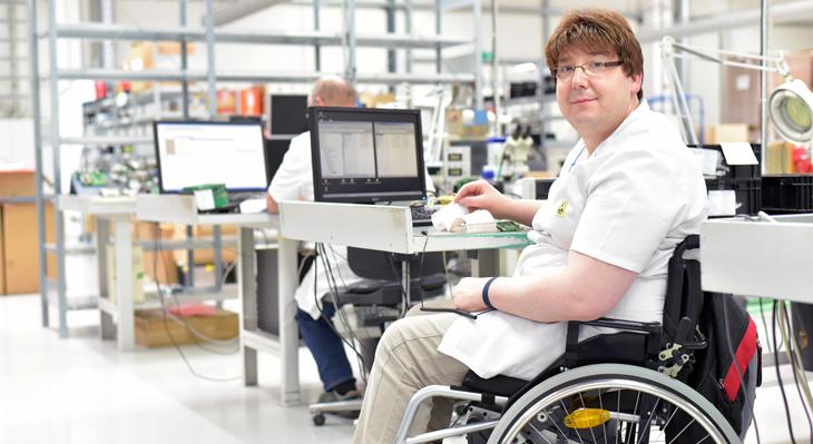 DABEI: Digitalisierung in der betrieblichen Ausbildung von Menschen mit Behinderungen