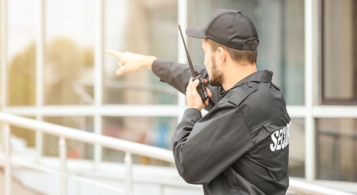 Fachkräfte sorgen für Schutz und Sicherheit in Zeiten von Covid-19