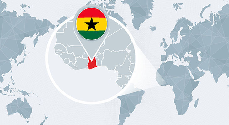 An insight into GOVET's cooperation activities: VET reporting in Ghana