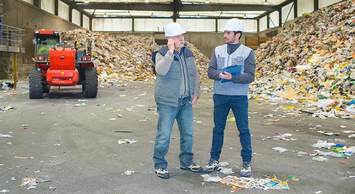 Fachkräfte für Kreislauf- und Abfallwirtschaft