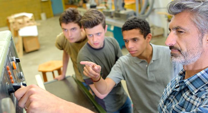 Vielfalt in der beruflichen Bildung