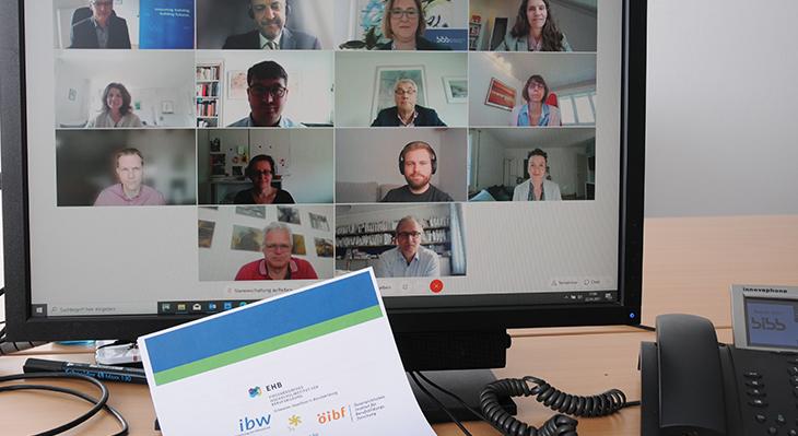 Virtuelles Kontaktseminar deutschsprachiger Berufsbildungsinstitute