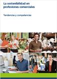 La sostenibilidad en profesiones comerciales