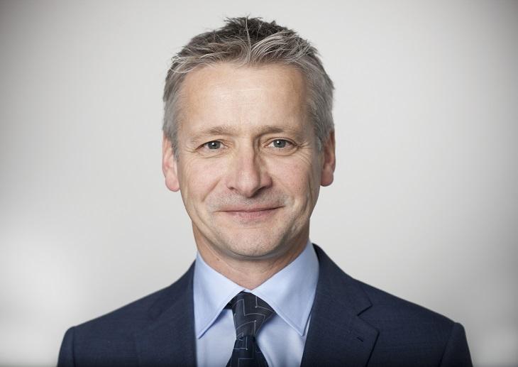 Porträt Prof. Dr. Hubert Ertl, Forschungsdirektor und Ständiger Vertreter des Präsidenten