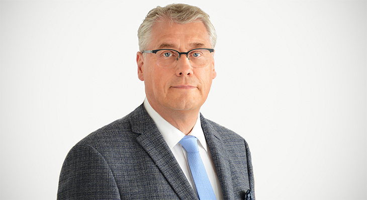 Porträt Prof. Dr. Friedrich Hubert Esser, Präsident des Bundesinstituts für Berufsbildung