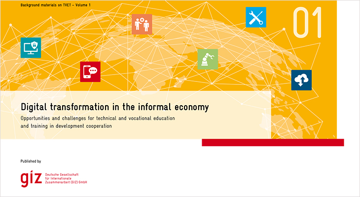 What does the digital future of work mean for development cooperation?