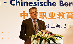 "President Esser spoke about ""Economy 4.0"" in China"