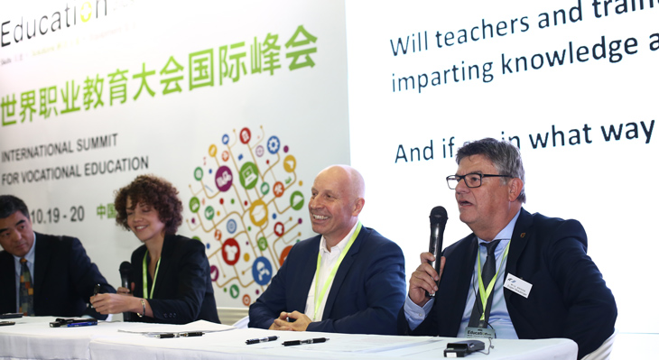 BIBB Asia-Pacific Networking Meeting 2017 vertieft regionalen Austausch