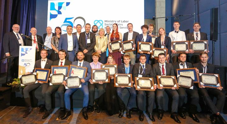 Festakt zum 50. Jubiläum des Deutsch-Israelischen Programms