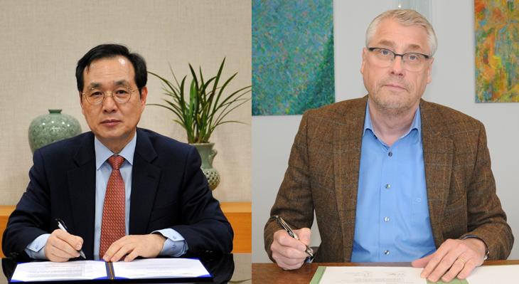 Kooperation mit südkoreanischem KRIVET bis 2024 verlängert