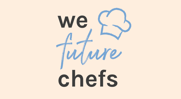 "Key Visual ""We – Future Chefs"""