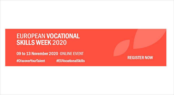 Europäische Woche der Berufsbildung 2020: Jetzt anmelden!
