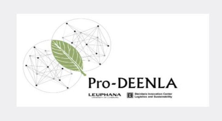 Neues Lernmaterial für Nachhaltigkeit im Transport- und Logistikbereich vom Projekt Pro Deenla in Englisch veröffentlicht