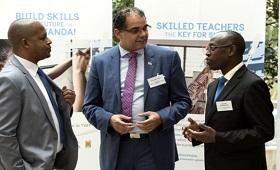 Ruandisch-Deutsche Berufsbildungskonferenz in Berlin