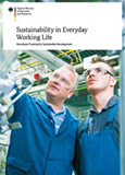 Sustainability in Everyday Working Life