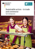 Sustainable action - in trade and commerce