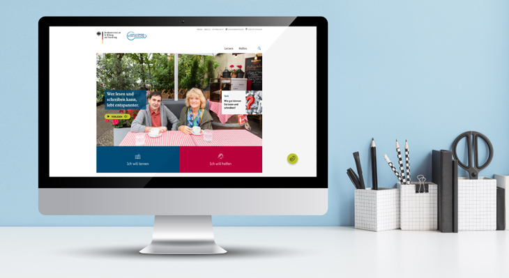 Weltalphabetisierungstag 2020: BMBF stellt Service-Website vor