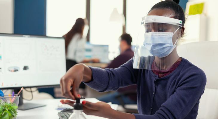 Auswirkungen der Corona-Pandemie auf Betriebe und Ausbildung