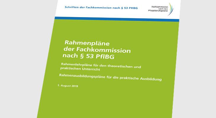 Rahmenlehrpläne jetzt als barrierefreies Dokument verfügbar