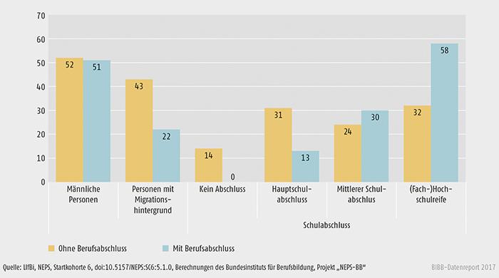 Schaubild A11.4-1: Soziodemografische Variablen (in %)