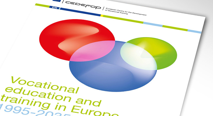 Neuer Cedefop Bericht zur Zukunft der Berufsbildung