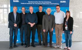 Herausgebersitzung des Internationalen Handbuchs