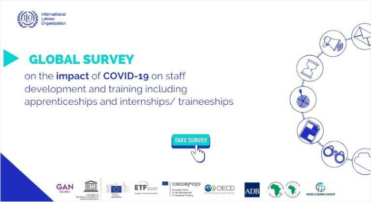 Online-Umfrage zu den globalen Auswirkungen von Corona