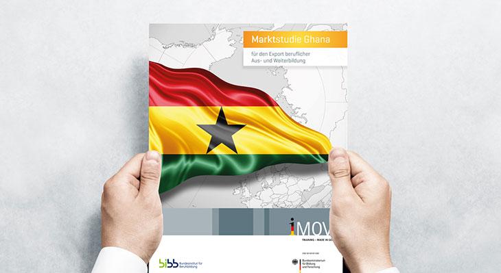 Neue Marktstudie Ghana