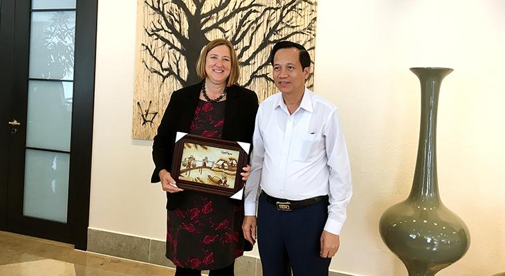 BIBB feiert 10-jährige Zusammenarbeit mit vietnamesischem Partnerinstitut