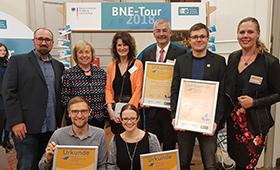 BBNE Modellversuche von BMBF und UNESCO ausgezeichnet