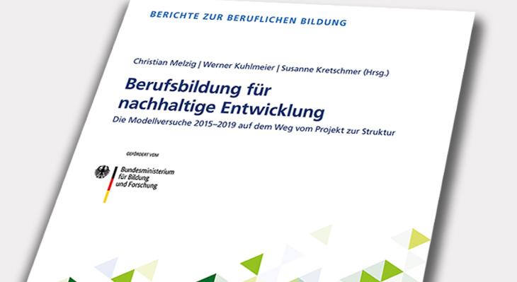 Neuer Sammelband der BBNE-Modellversuche veröffentlicht