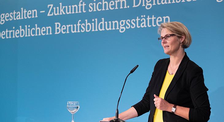 Eröffnungsrede von Bundesbildungsministerin Anja Karliczek
