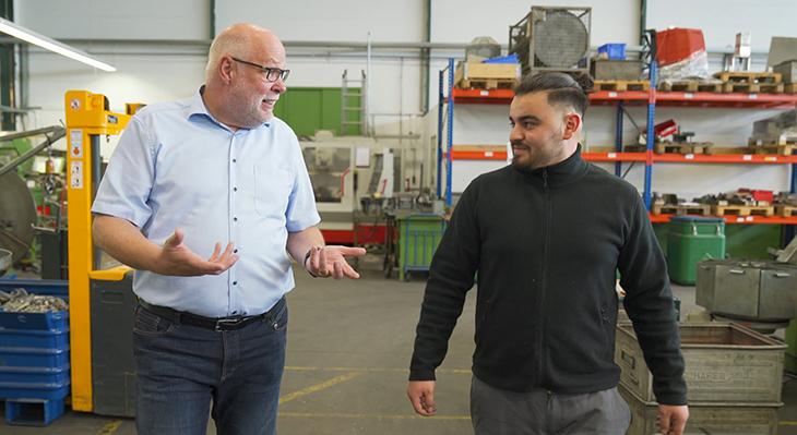JOBSTARTER plus stärkt die duale Ausbildung in Deutschland