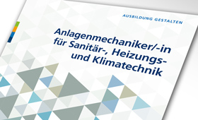 Cover der Umsetzungshilfe SHK