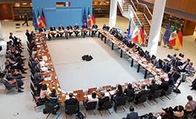 Foto: Sitzung der Arbeitsgruppe