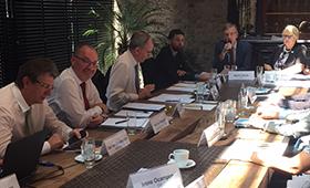Runder Tisch der deutschen Botschaft in Paraguay