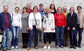 Gruppenfoto Teilnehmer BIB Sommerkurs