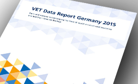 English version of VET Data Report Germany 2015 released