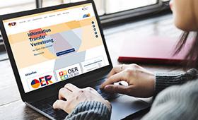Das OERinfo Web-Portal geht ans Netz