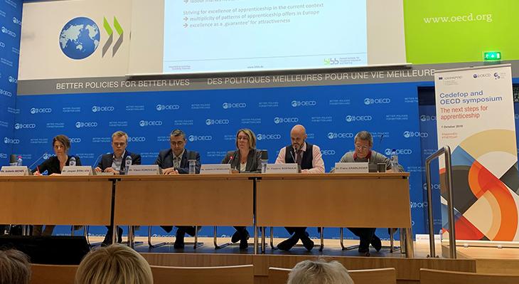 """OECD und Cedefop veranstalten """"The Next Steps for Apprenticeship"""""""